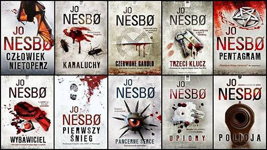 Jo Nesbo – Cykl: Harry Hole