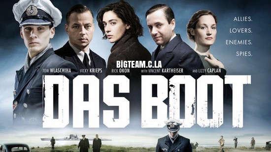 Okręt / Das Boot – sezon 1