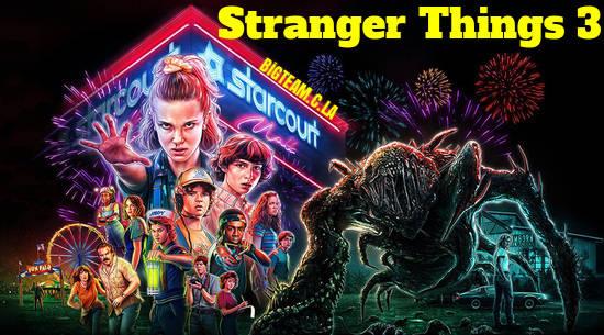Stranger Things ▷ sezon 3
