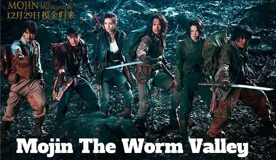 Mojin The Worm Valley (2018)