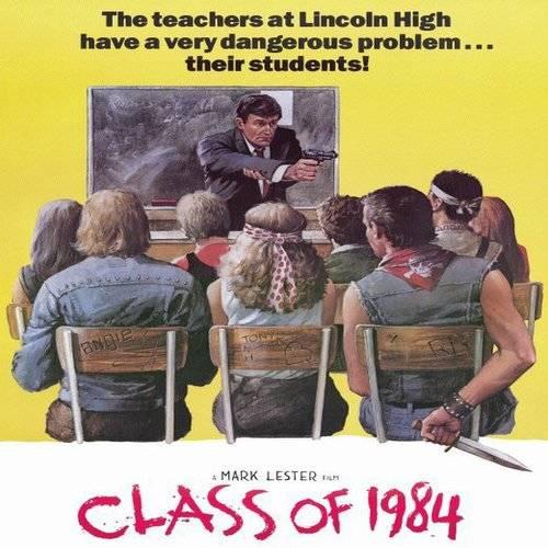 Klasa 1984 / Class of 1984