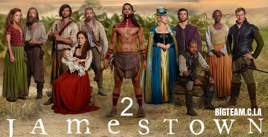 Jamestown – sezon 2