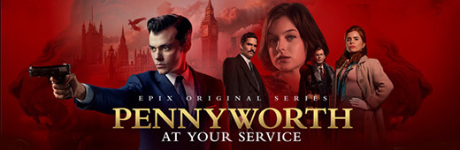 Pennyworth – sezon 1