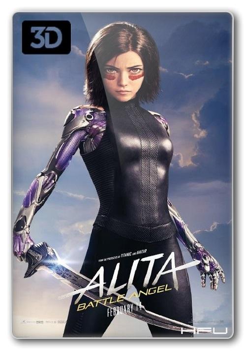 Alita: Battle Angel (2019)  MULTi.1080p.HOU.BluRay.x264-KLiO  / Dubbing i Napisy.PL