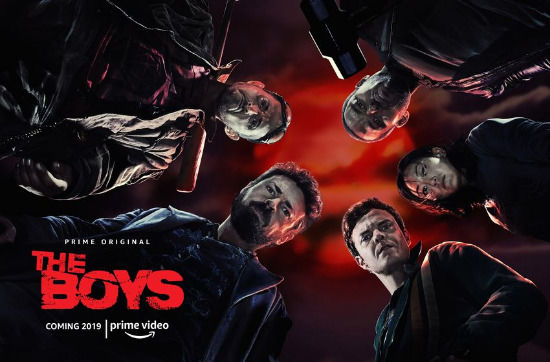 The Boys – sezon 1