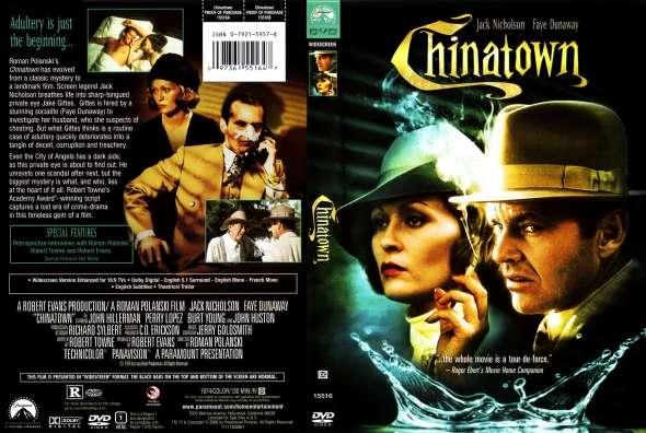 Nicholson, Dunaway, Huston ??