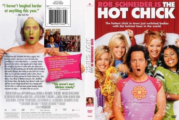 Gorąca laska / The Hot Chick