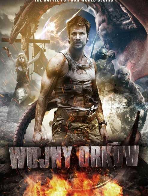 WOJNY ORKÓW / Dragonfyre / Orc wars (2013)