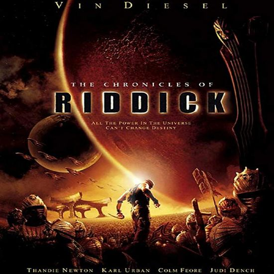KRONiKI RiDDiCKA / The Chronicles of Riddick (2004)