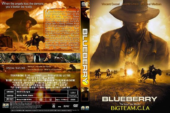 Blueberry / Renegade (2004)