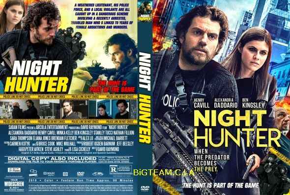 Night Hunter / Nomis (2018)