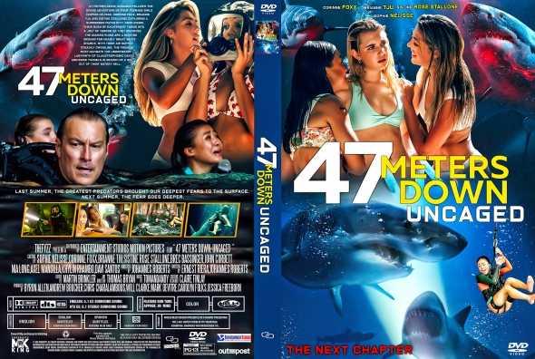 Podwodna pułapka 2: Labirynt śmierci / 47 Meters Down: Uncaged (2019)