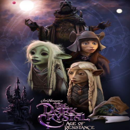 Ciemny kryształ Czas buntu – sezon 1