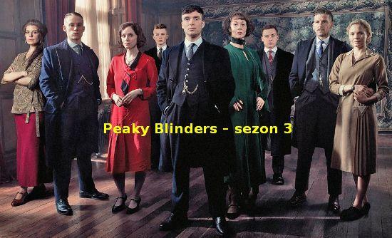 Peaky Blinders – sezon 3
