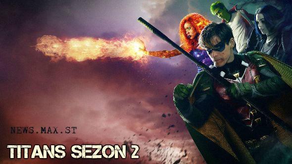Titans – sezon 2