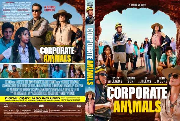 KORPOLUDKI / CORPORATE ANIMALS (2019)