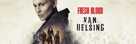 Van Helsing – sezon 4