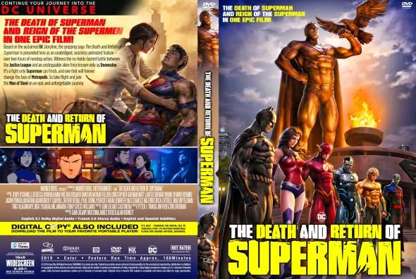Death And Return Of Superman 2019