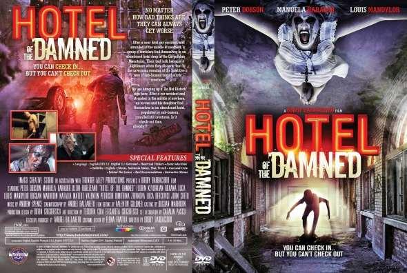 Przeklęty hotel / Hotel of the Damned (2016)