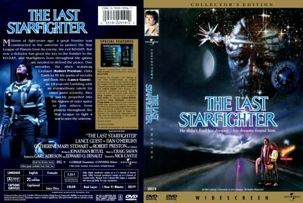Ostatni gwiezdny wojownik / The Last Starfighter (1984)