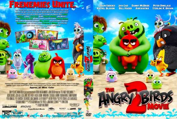Angry Birds Film 2 / The Angry Birds Movie 2 (2019)
