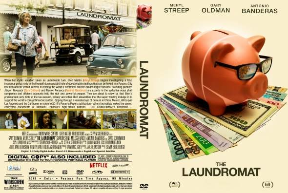 Pralnia / The Laundromat