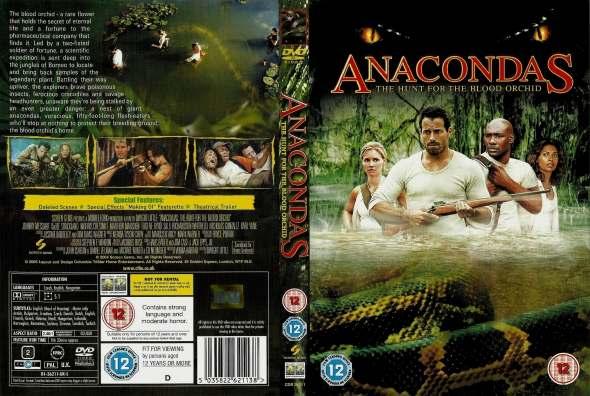 Anakondy: Polowanie na Krwawą Orchideę / Anacondas The Hunt For The Blood Orchid