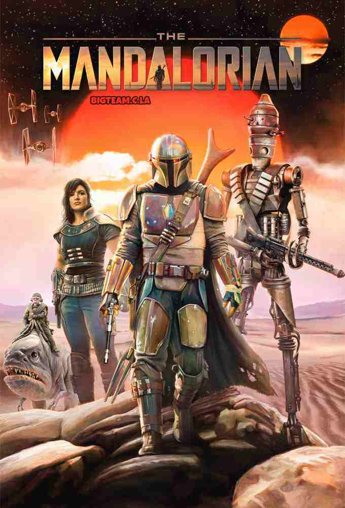 The Mandalorian - sezon 1