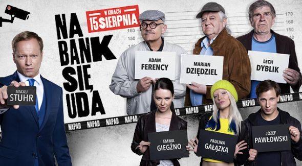 Na bank się uda (2019)