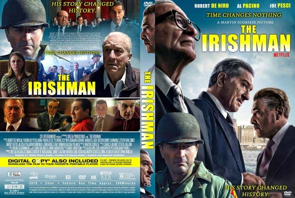 Irlandczyk / The Irishman (2019)