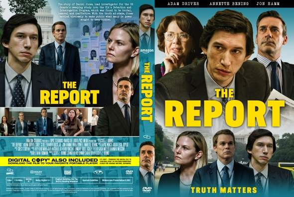 Raport / The Report (2019)