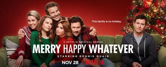 Merry Happy Whatever - sezon 1