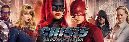 Crisis on Infinite Earths – sezon 1