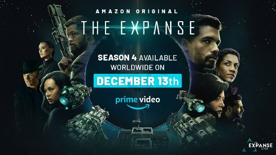 The Expanse - sezon 4