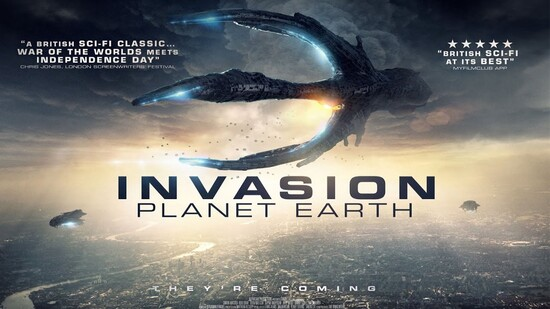 Invasion Planet Earth (2019)
