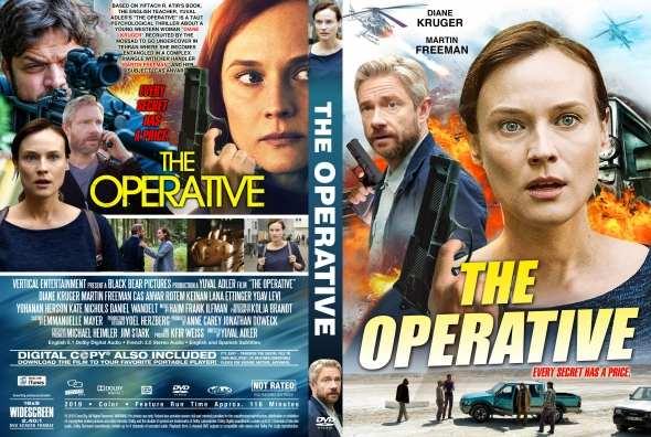 Perfekcjonistka / The Operative (2019)