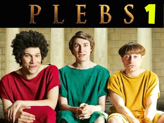 Plebs – sezon 1