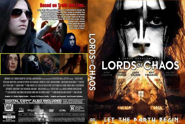 Władcy chaosu / Lords of Chaos (2018)