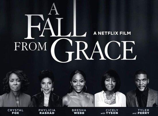 Upadek Grace / A Fall from Grace (2020)