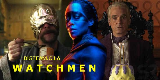Watchmen – sezon 1