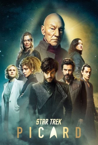 Star Trek Picard - sezon 1