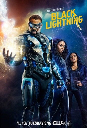 Black Lightning – sezon 3