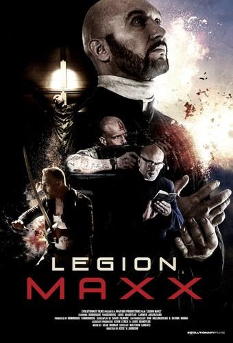 Legionista Maxx / Legion Maxx / The Mercenary (2019)