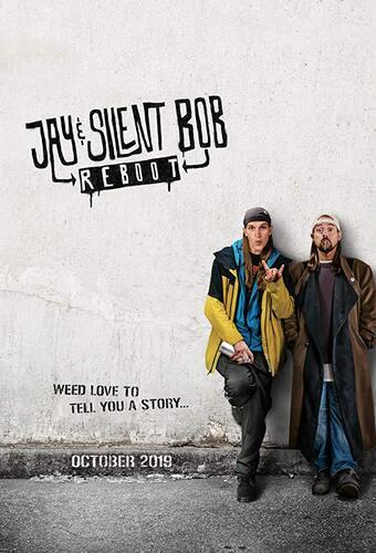 Jay i Cichy Bob powracają / Jay and Silent Bob Reboot (2019)