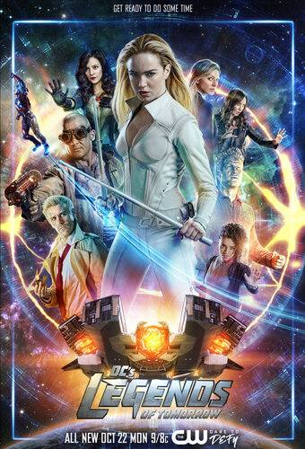 Legends of Tomorrow – sezon 5