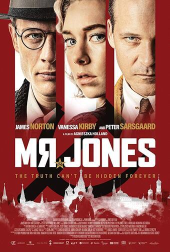 Obywatel Jones / Mr. Jones (2019)