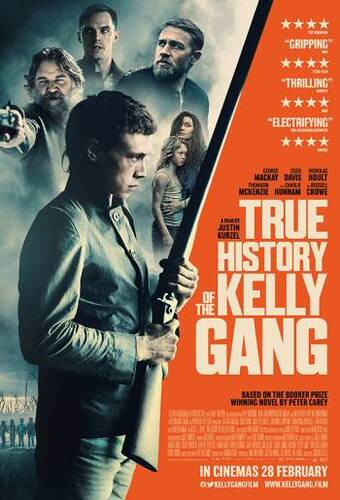 Prawdziwa historia Neda Kellyego / True History of the Kelly Gang (2019)