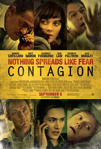 Contagion - Epidemia strachu (2011)