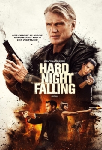 Najdłuższa noc / Hard Night Falling