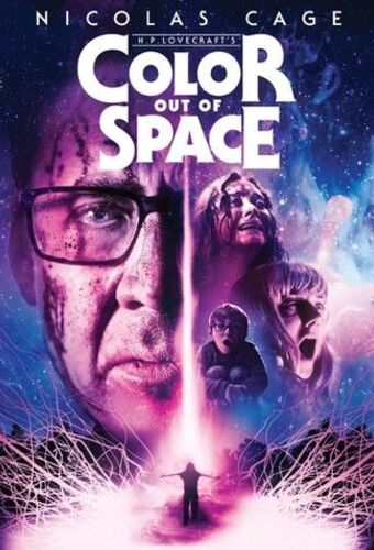 Kolor z przestworzy / Color Out of Space (2019)